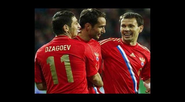 Rusya'nın EURO 2012 Kadrosu Açıklandı