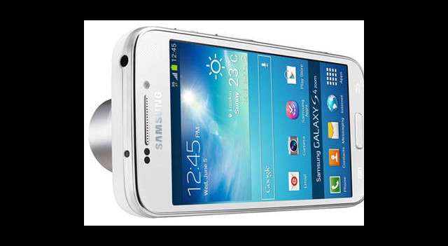 Samsung Galaxy S4 Zoom Resmi Olarak Duyuruldu