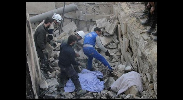 Esed kıyıma devam ediyor: 73 ölü
