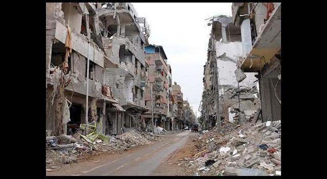 Esed güçlerinin operasyonunda 55 kişi öldü