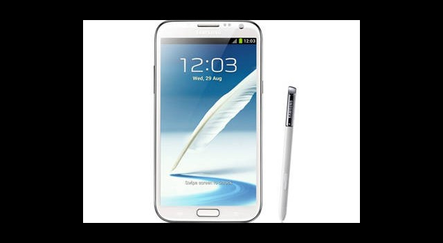 Samsung Galaxy Note 3'e 3GB RAM