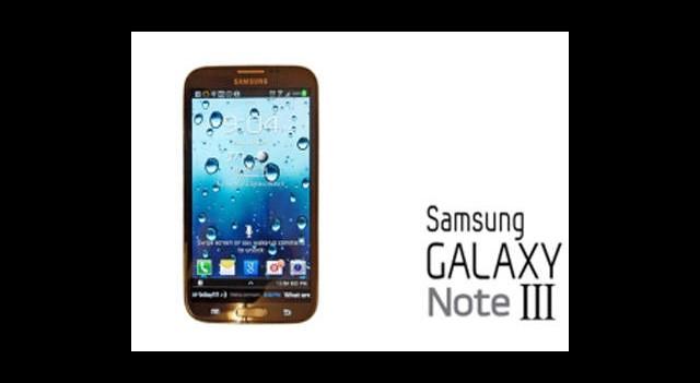 Samsung Galaxy Note 3'e Dev Batarya
