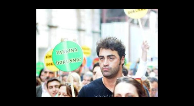 Sarp Levendoğlu'na 'Gezi Parkı' Şoku