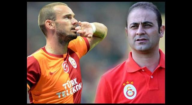 'Sneijder transferini çok istememiştik'