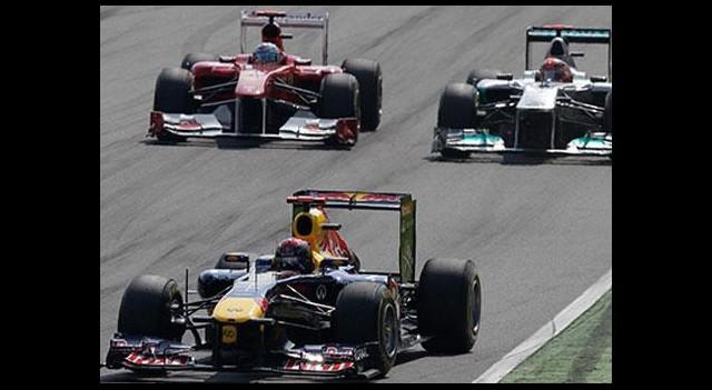 Bahreyn'den Schumacher'e jest
