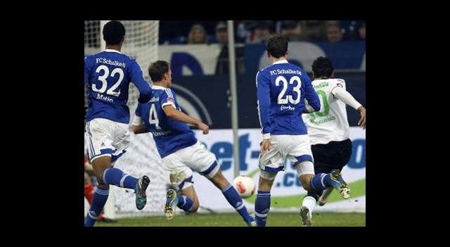 Schalke 1 Puanı Zor Kurtardı