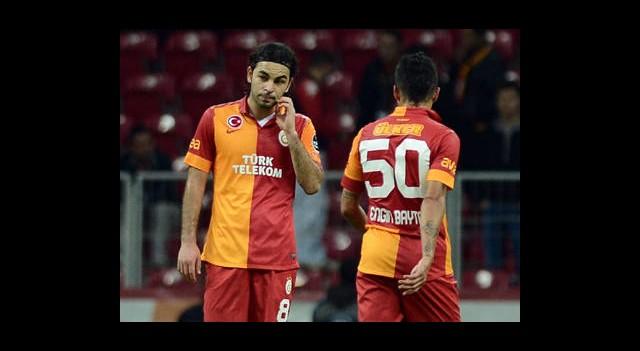 Galatasaray'da Selçuk İnan Sıkıntısı