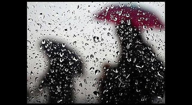 Hafta sonunda yağmur var