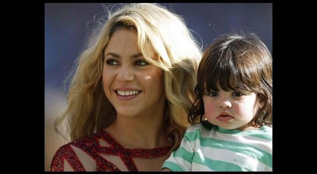 Shakira kapanışa damga vurdu