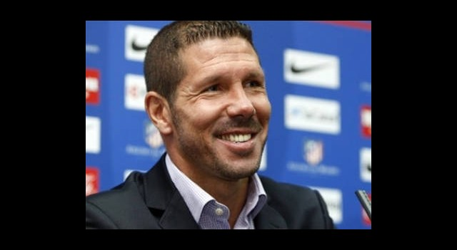 Diego Simeone'den Emre'ye Övgü