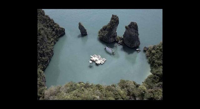 Suyun Üstünde Yüzen Sinema