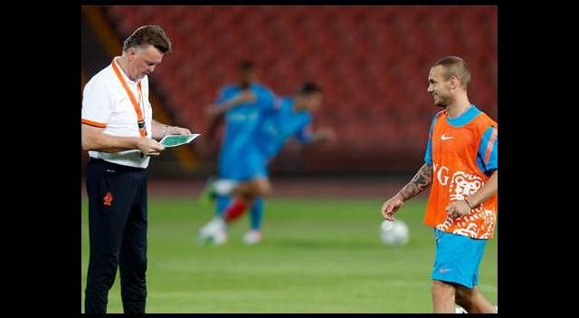 Sneijder'den ilginç sözler!