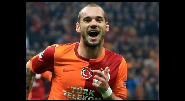 Sneijder net konuştu! 'Fenerbahçe'nin...'