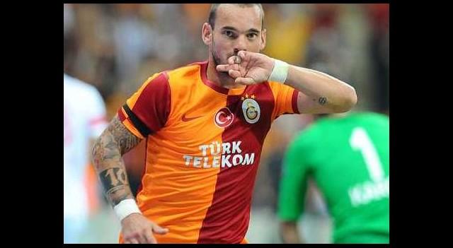 Sneijder Satılıyor!