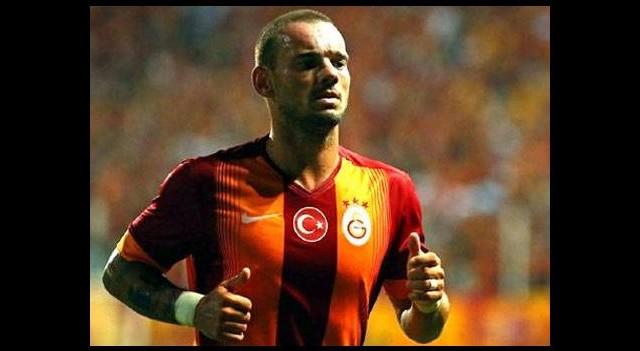 ''Sneijder ihanet etti''