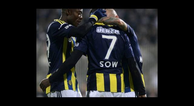 Fenerbahçeli Sow, Beşiktaş Derbilerini Seviyor