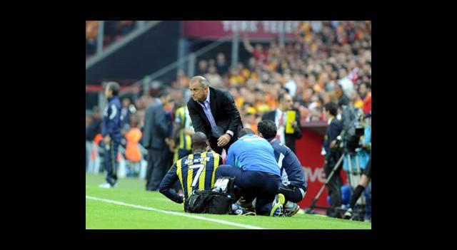 Fenerbahçe'de Sow Şoku