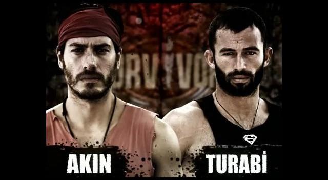 Survivor Akın ve Survivor Turabi'nin gerçek yüzü