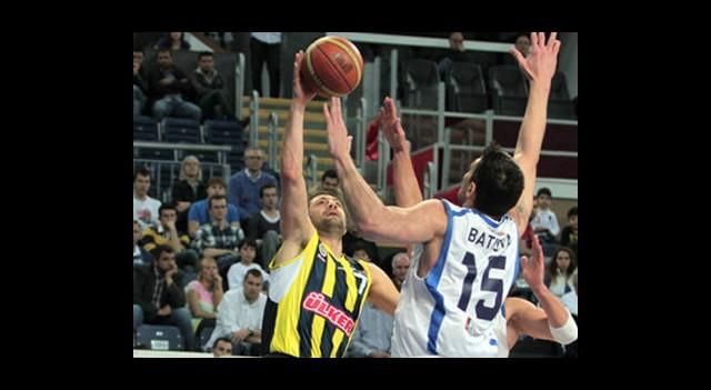 Basketbolda Play-Off'lar Belli Oldu