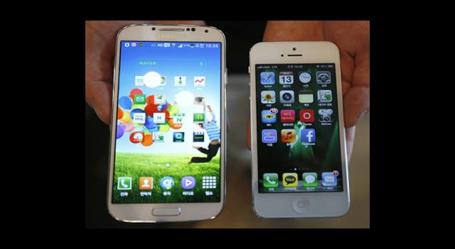 Apple, Samsung'u Devirdi