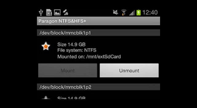 Günün Mobil Uygulaması: Paragon NTFS; HFS+