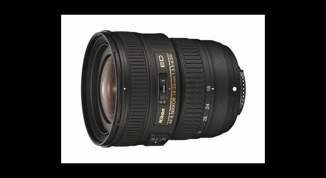 Nikon'dan Geniş Açılı Hafif FX Lens