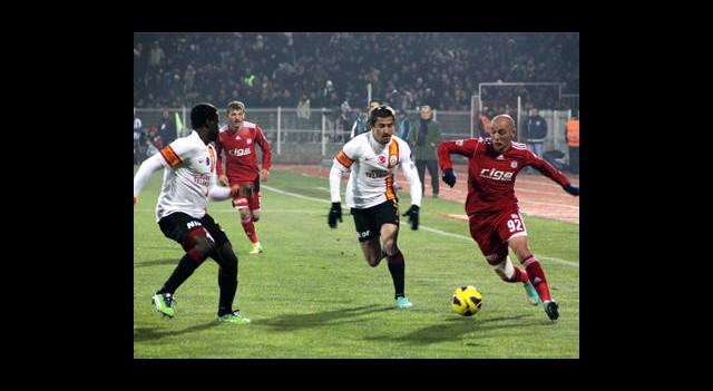 Galatasaray-Sivasspor Canlı Anlatım