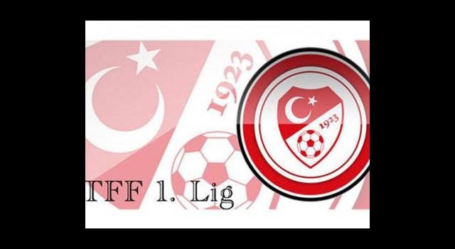 TFF 1. Lig'de 2 Haftalık Program Açıklandı