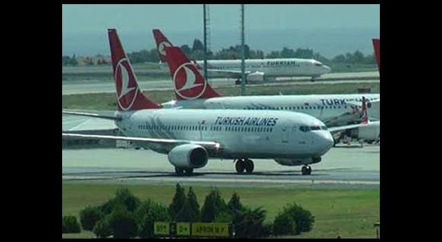 THY uçağı İstanbul'da zorunlu iniş yaptı
