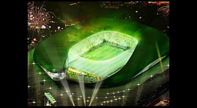 Timsah Arena'ya Özel Önlem