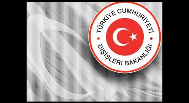 Türkiye'den o ülkeye uyarı!