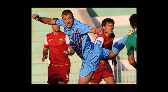 Trabzonspor'dan İyi Prova!