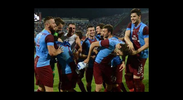 Trabzonspor Korku Salıyor