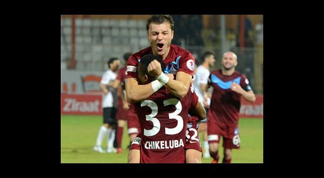 1461 Trabzon Penaltılarla Turladı