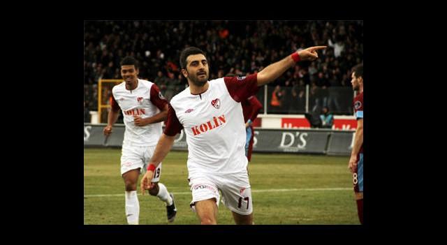 Trabzonspor Dibe Vurdu!