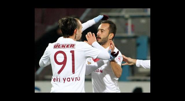Trabzonspor'un Kupa Keyfi