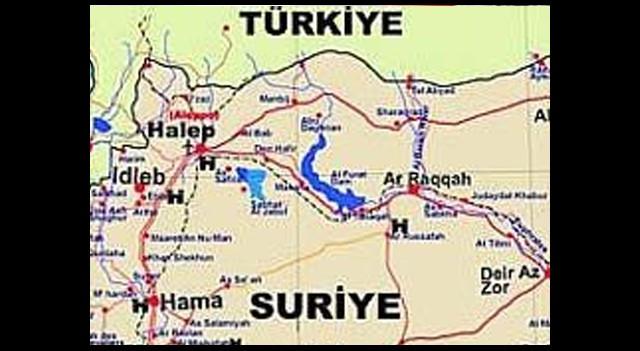 '100 Bin Suriyeli'ye...'