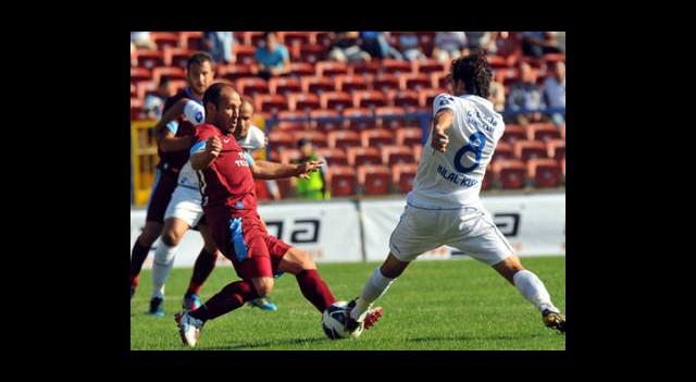 Karabükspor:1 Trabzonspor:1