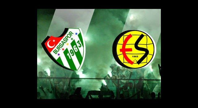 Bursaspor 3 Eskişehirspor 0