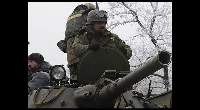 Ukrayna'da ateşkes ihlal edildi
