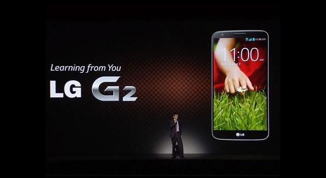 İşte LG G2'nin Halefi
