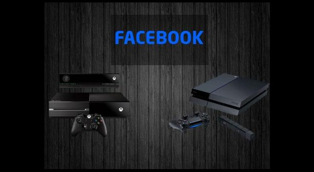 PS4 ve Xbox One'ın Facebook'ta Ki Durumu