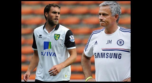 Elmander'in Oynamaması Jose Mourinho'yu Şaşırttı