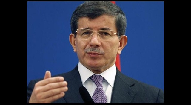 Davutoğlu'ndan Esad'a Sert Cevap!
