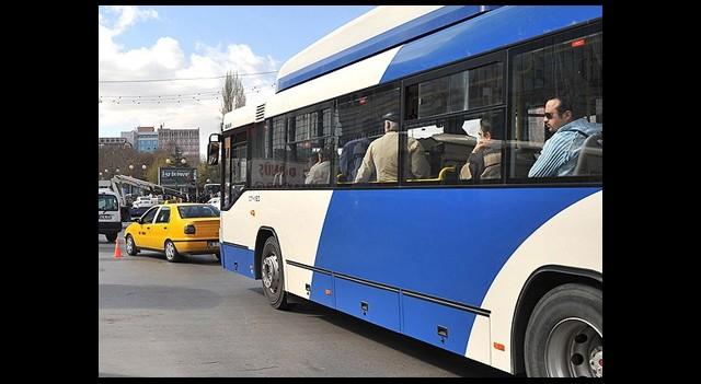 Kurban Bayramı'nda EGO Otobüsleri Ücretsiz