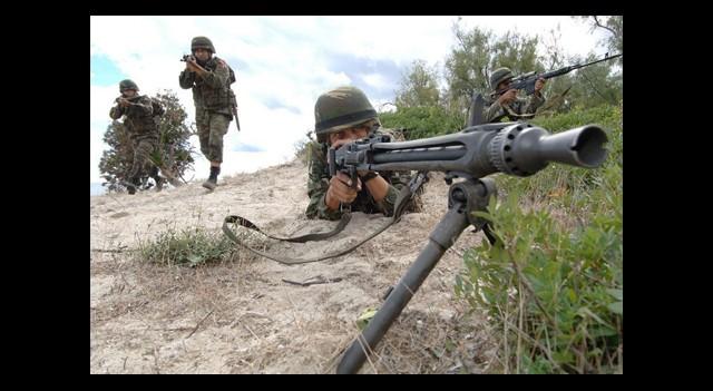 Asker Çekiliyor! Askeri Bölgelerin Sınırları Baştan Çizildi