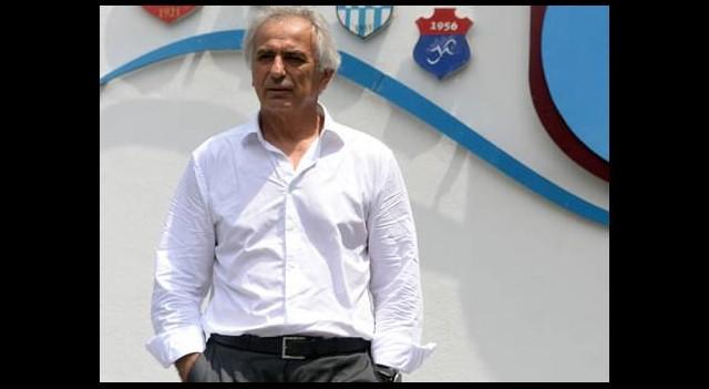 'Trabzon'da tarih yazmaya geldim'
