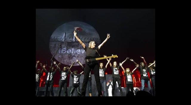Roger Waters Bu Kez Türk Çocuklarla Sahnede