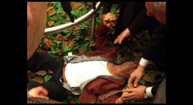 TBMM'de vekiller kavga etti: 4 yaralı