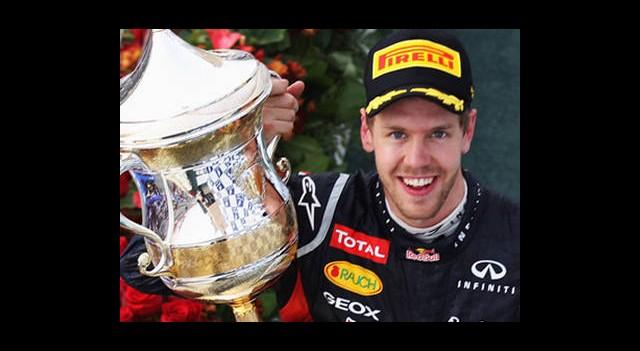 Vettel'den Özel İtiraf